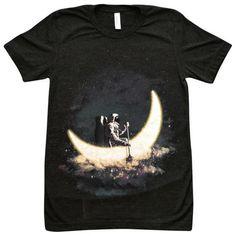 'Moon Sailing' Shirt