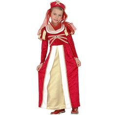 Disfraz de Princesa #princesa #disfraces #infantiles