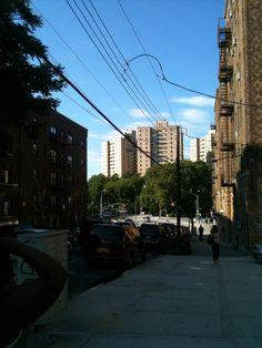 Bronx New York via Emikos Weird  Unexplained Thoughts Blog