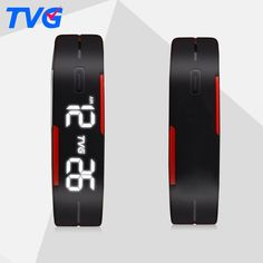 Top Offers $8.99, Buy TVG Silicone Led Men Sports Watches Women Dress Children Electronic LED Digital Watch Men Ladies Morning Running Sport Watch