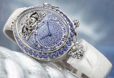 Abraham-Louis breguet created the first woman's wristwatch for Caroline Murat…
