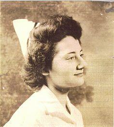 Vintage nursing caps!