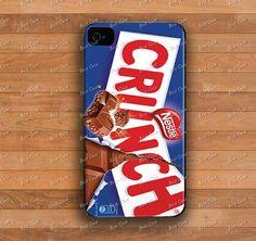 Coque iPhone Crunch