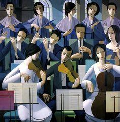 Armando Barrios - Cantata (1985)