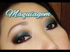 Assista esta dica sobre Maquiagem Verde Água Noite e muitas outras dicas de maquiagem no nosso vlog Dicas de Maquiagem.