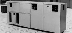 The first laser printer 1976