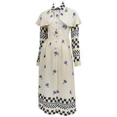 b36af45bee Ossie Clark Printed Day Dress