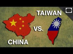 Why China And Taiwan Hate Each Other - YouTube