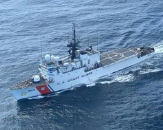 The U.S. Coast Guard Cutter Harriet Lane returns to its homeport in Portsmouth, Virginia after conducting a 71-day patrol in the Eastern Pacific Ocean and Caribbean waters in support of counter-narcotics operations in the Western Hemisphere to disrupt transnational crime organizations. Coast Guard Cutter, Us Coast Guard, Patriotic Poems, Portsmouth Virginia, Pacific Ocean, Organizations, Caribbean, Counter, Crime