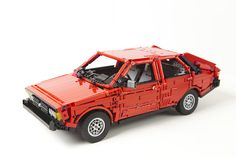 https://flic.kr/p/pHab3d | LEGO Technic - FSO Polonez | www.youtube.com/watch?v=vq7dHDdyl2o&feature=youtu.be