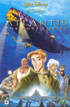Atlantis: Lost Empire (Disney)