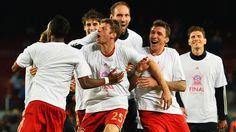 UEFA Champions League 2013  BAYERN off to Wembley!