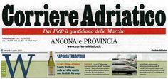 """Marche Editoria. Paolo Traini lascia dopo 15 anni. Laurenzi è il nuovo Direttore del """"Corriere Adriatico"""""""