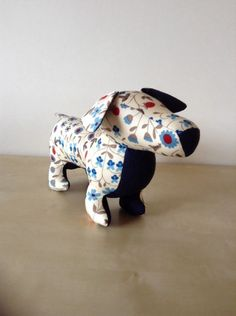 Sausage Dog Door Stop - Like Sewing Bee Pin Cushion Dog