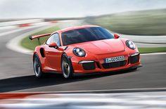 Novo Porsche 911 GT3 RS
