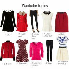 Wardrobe basics for SG