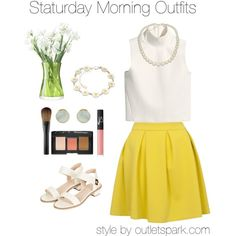 """Saturday morning look"""