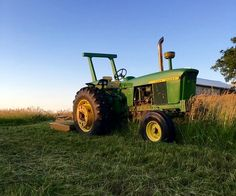 JOHN DEERE 4020 John Deere 4320, Crop Protection, Mean Green, Down On The Farm, Farming, Tractors, Lawn, Logos, Logo