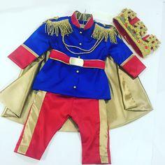 Cake Smash Outfit Boy, Baby Boy 1st Birthday Party, Dog Clothes Patterns, Disney Princess Party, Royal Prince, Halloween Disfraces, Newborn Photos, Fancy Dress, Costumes Kids