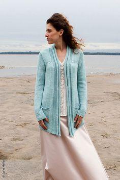 Favorite summer Knitting/Crochet Pattern - Jaina pattern by Thayer Preece