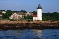 Annisquam - New England Lighthouses: A Virtual Guide