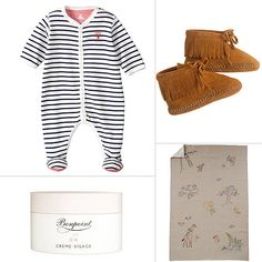 Vogue's picks for best baby shower gifts