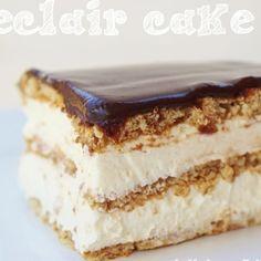 Eclair Cake Recipe 10 | Just A Pinch Recipes