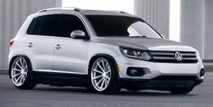 Volkswagen Tiguan on Vossen Tiguan Vw, Automobile, Suv 4x4, Volkswagen Group, Vans, Luxury Suv, Car Pictures, Cars And Motorcycles, Cool Cars