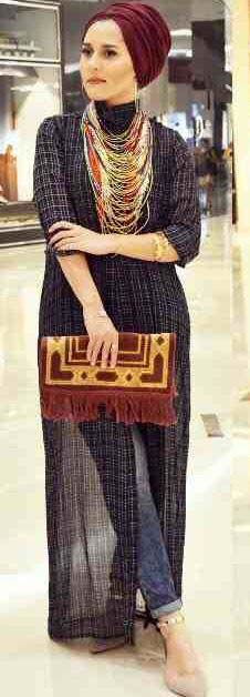 Casual Style Hijab23                                                                                                                                                                                 Plus