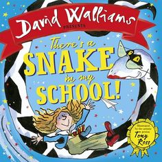 From Number One bestselling picture book duo David Walliams and Tony Ross comes this ssssspectacularly funny picture book for children of 3 and up. Got Books, Books To Buy, David Walliams Books, Tony Ross, Read Aloud Books, Children's Picture Books, First Novel, Bedtime Stories, I School