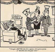 Andy capp - christmas party art dy reg smythe=andy ca Andy Capp, Cartoon Jokes, Card Tattoo, Kris Jenner, Kids Nutrition, The Funny, Poker, Las Vegas, Humor
