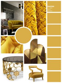 SPICY MUSTARD Fall 2016 Color Trends According To Pantone Home