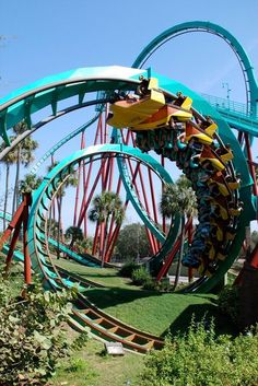 Get Ready to Scream on the Rides at the Best Theme Parks in 2015 ...