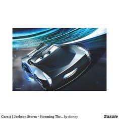 Cars 3   Jackson Storm - Storming Through