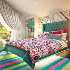Подстветка кровати!