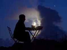 The moon :-)