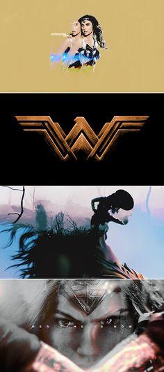 Diana Prince → Wonder Woman