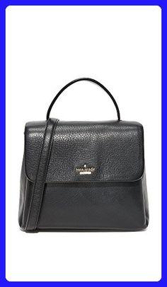Kate Spade New York Women's Maryana Satchel, Black, One Size - Top handle bags (*Amazon Partner-Link)