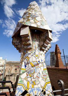 Palau Guell, Barcelona