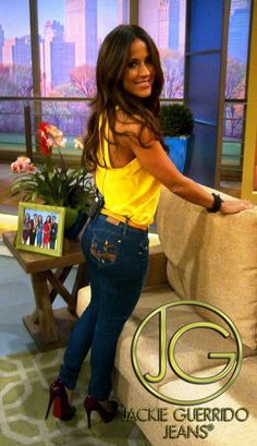 Las 13 mejores imágenes de L♥ving JACKIE G JEANS en 2012 ... Jackie Guerrido Jeans