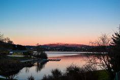 Sundown at Søvik