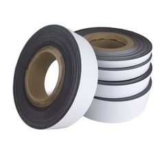 Write-On Magnetic Tape Magnetic Tape, Magnets, Safety, How To Apply, Writing, Reuse, Creative, Surface, Industrial