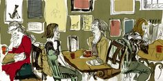 Franks's Bar Norwich,Norfolk by Jambo julie, via Flickr Franks Bar, Norwich Norfolk, Drawings, Sketches, Drawing, Portrait, Draw, Grimm, Illustrations
