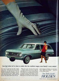 1966 Holden station wagon