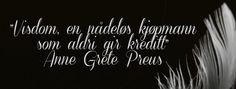 A. G. PREUS