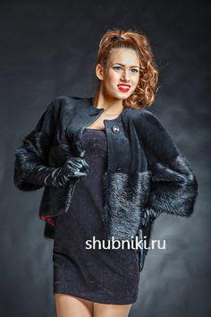 "ДИЗАЙНЕРСКАЯ ШУБА ИЗ НУТРИИ ""САНДРА""   shubniki.ru"