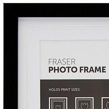 Fraser 15 x Frame - Black Target Room Decor, Frame, Goals, Future, Bedroom, Black, Home Decor, Picture Frame, Future Tense