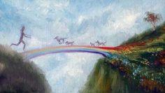 meet you over the Rainbow Bridge ❤️ … More