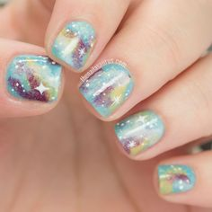 Kickass Manicures of the Month [Feature] [Nail Art]