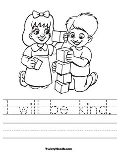 HD wallpapers compassion worksheets for kids